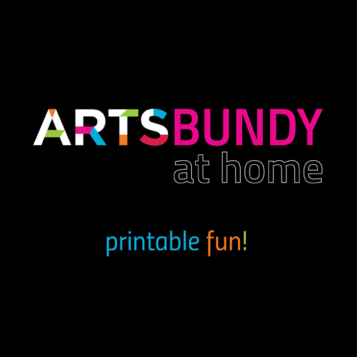 Arts bundy printable fun 1