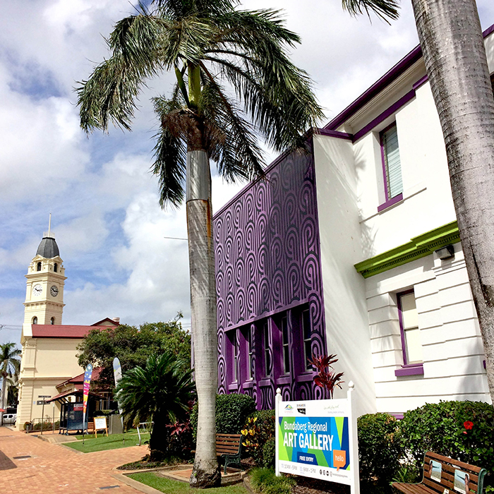 Bundaberg regional art gallery 2020