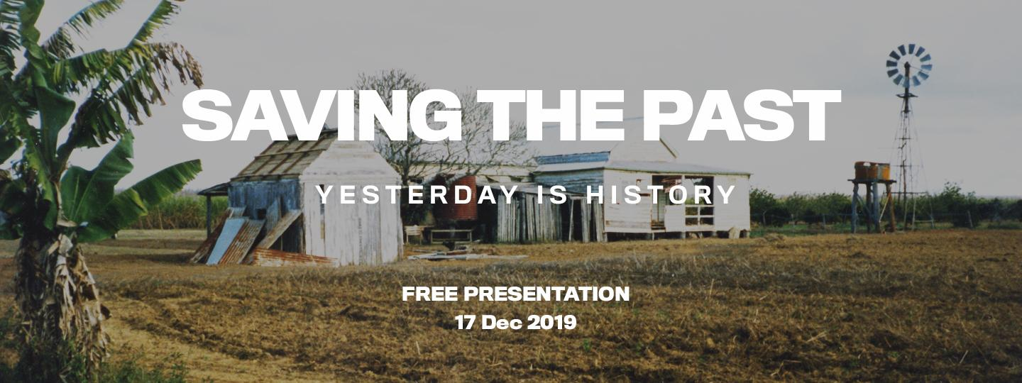 Saving the Past Promo image