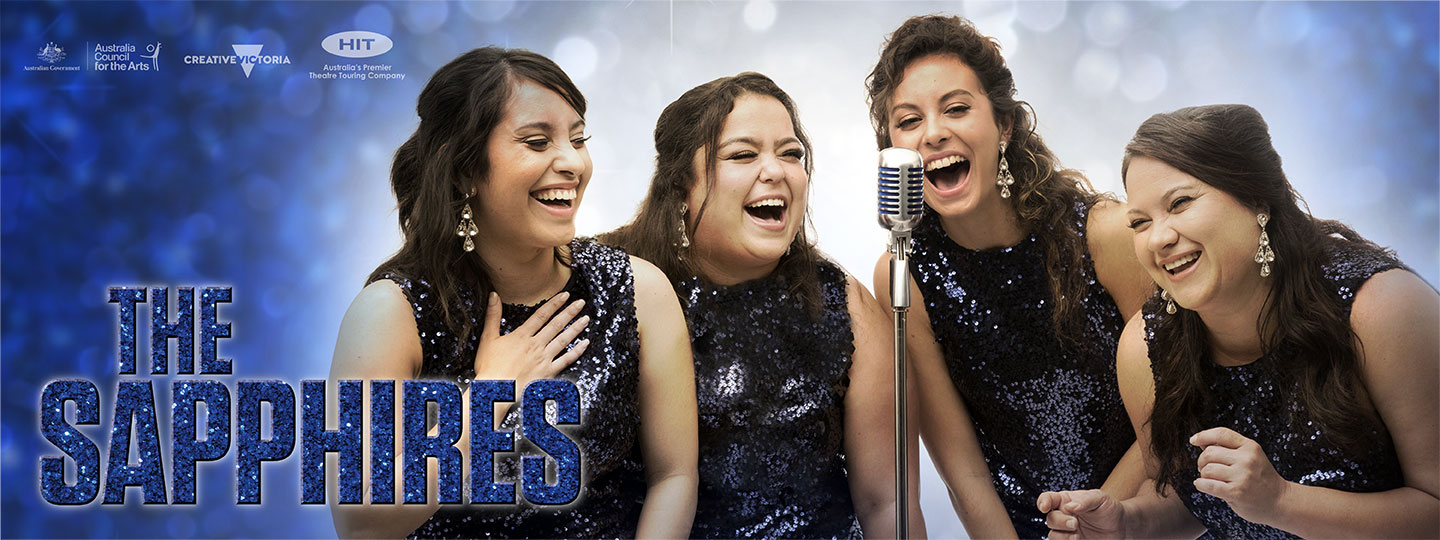 The Sapphires - Live at Moncrieff Entertainment Centre