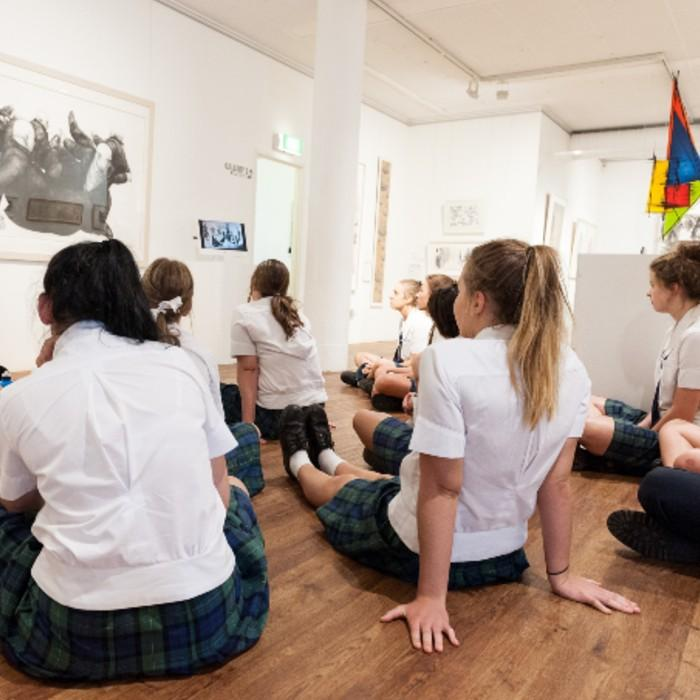 Gallery school tours